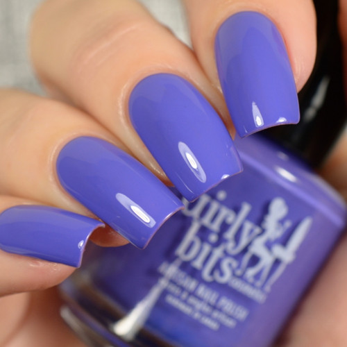 Purple Heyyys from the Fall 2018 Collection by Girly Bits Cosmetics AVAILABLE AT GIRLY BITS COSMETICS www.girlybitscosmetics.com | Photo credit: Delishious Nails