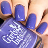Purple Heyyys from the Fall 2018 Collection by Girly Bits Cosmetics AVAILABLE AT GIRLY BITS COSMETICS www.girlybitscosmetics.com | Photo credit: Nail Experiments