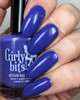 Purple Heyyys from the Fall 2018 Collection by Girly Bits Cosmetics AVAILABLE AT GIRLY BITS COSMETICS www.girlybitscosmetics.com | Photo credit: EhmKay Nails