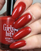 Rust in the Wind from the Fall 2018 Collection by Girly Bits Cosmetics AVAILABLE AT GIRLY BITS COSMETICS www.girlybitscosmetics.com   Photo credit: EhmKay Nails