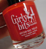 Rust in the Wind from the Fall 2018 Collection by Girly Bits Cosmetics AVAILABLE AT GIRLY BITS COSMETICS www.girlybitscosmetics.com   Photo credit:  Lacquer or Leave Her