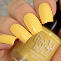 Saffron, Saffroff from the Fall 2018 Collection by Girly Bits Cosmetics AVAILABLE AT GIRLY BITS COSMETICS www.girlybitscosmetics.com   Photo credit: Delishious Nails