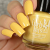Saffron, Saffroff from the Fall 2018 Collection by Girly Bits Cosmetics AVAILABLE AT GIRLY BITS COSMETICS www.girlybitscosmetics.com | Photo credit: Delishious Nails