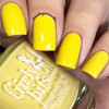 Saffron, Saffroff from the Fall 2018 Collection by Girly Bits Cosmetics AVAILABLE AT GIRLY BITS COSMETICS www.girlybitscosmetics.com | Photo credit: Nail Experiments