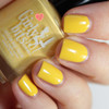 Saffron, Saffroff from the Fall 2018 Collection by Girly Bits Cosmetics AVAILABLE AT GIRLY BITS COSMETICS www.girlybitscosmetics.com | Photo credit: Streets Ahead Style