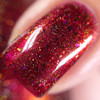 Red Sky at Night (Oct 2018 CoTM) by Girly Bits Cosmetics AVAILABLE AT  www.girlybitscosmetics.com  | Photo credit: Nail Experiments
