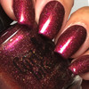 Red Sky at Night (Oct 2018 CoTM) by Girly Bits Cosmetics AVAILABLE AT  www.girlybitscosmetics.com      Photo credit: IG @luvlee226