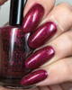 Red Sky at Night (Oct 2018 CoTM) by Girly Bits Cosmetics AVAILABLE AT  www.girlybitscosmetics.com    Photo credit: EhmKay Nails