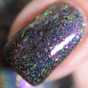 Aurora Twilight (Oct 2018 CoTM) by Girly Bits Cosmetics AVAILABLE AT  www.girlybitscosmetics.com  | Photo credit: Nail Experiments