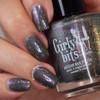 Aurora Twilight (Oct 2018 CoTM) by Girly Bits Cosmetics AVAILABLE AT  www.girlybitscosmetics.com  | Photo credit: Manicure Manifesto