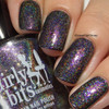 Aurora Twilight (Oct 2018 CoTM) by Girly Bits Cosmetics AVAILABLE AT  www.girlybitscosmetics.com  | Photo credit: Intense Polish Therapy