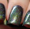 Betelgeuse, Betelgeuse, Betelgeuse from the It's Showtime Collection by Rogue Lacquer AVAILABLE AT GIRLY BITS COSMETICS www.girlybitscosmetics.com   Photo credit: Cosmetic Sanctuary