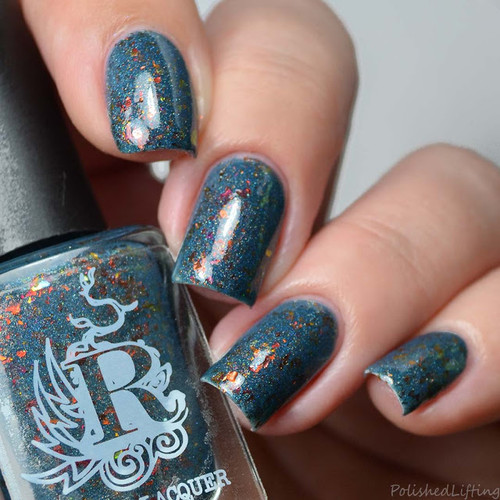 Geological Wonder from the Wilds of Arizona Collection by Rogue Lacquer AVAILABLE AT GIRLY BITS COSMETICS www.girlybitscosmetics.com | Photo credit: Polished Lifting