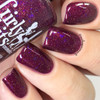 My name is Elizabeth (PPU Nov 2018 - Badass Women Theme) inspired by Queen Elizabeth II AVAILABLE AT POLISH PICKUP www.polishpickup.com | Photo credit: Nail Experiments