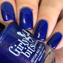 Winter Whiplash (Nov 2018 CoTM) by Girly Bits Cosmetics AVAILABLE AT GIRLY BITS COSMETICS www.girlybitscosmetics.com  | Photo credit: Nail Experiments