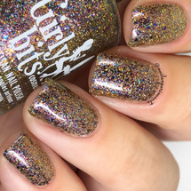 Turning a New Leaf (Nov 2018 CoTM) by Girly Bits Cosmetics AVAILABLE AT GIRLY BITS COSMETICS www.girlybitscosmetics.com    Photo credit: Nail Experiments