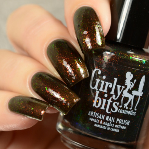 Going Commando from the Unicorn Pee Collection by Girly Bits Cosmetics AVAILABLE AT GIRLY BITS COSMETICS www.girlybitscosmetics.com | Photo credit: Delishious Nails