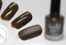 Umber Pressure  {Sample Batch} by Girly Bits Cosmetics AVAILABLE AT GIRLY BITS COSMETICS www.girlybitscosmetics.com