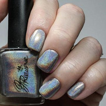 Hometown Holo from the Holographic Collection by JReine AVAILABLE AT GIRLY BITS COSMETICS www.girlybitscosmetics.com