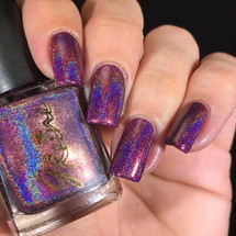 Wine & Shine from the Holographic Collection by JReine AVAILABLE AT GIRLY BITS COSMETICS www.girlybitscosmetics.com