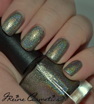 Downtown At Dusk from the Holographic Collection by JReine AVAILABLE AT GIRLY BITS COSMETICS www.girlybitscosmetics.com