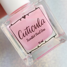 Blush Base Coat by Cuticula available at Girly Bits Cosmetics
