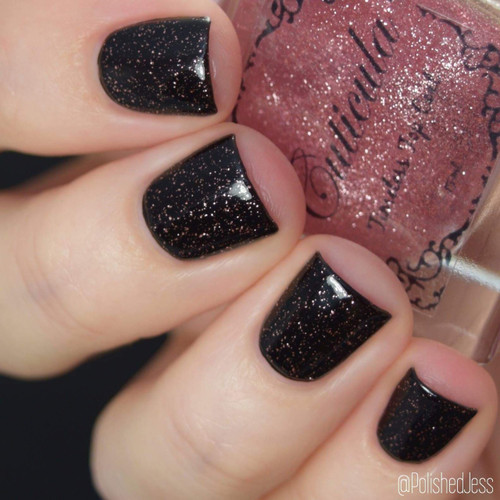 Wildest Dreams Top Coat by Cuticula available at Girly Bits Cosmetics