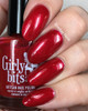 Sleigh My Name, Sleigh My Name (Dec 2018 CoTM) by Girly Bits Cosmetics AVAILABLE AT GIRLY BITS COSMETICS www.girlybitscosmetics.com  | Photo credit: EhmKay Nails