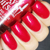 Sleigh My Name, Sleigh My Name (Dec 2018 CoTM) by Girly Bits Cosmetics AVAILABLE AT GIRLY BITS COSMETICS www.girlybitscosmetics.com  | Photo credit: @lacquerloon