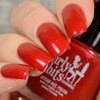 Sleigh My Name, Sleigh My Name (Dec 2018 CoTM) by Girly Bits Cosmetics AVAILABLE AT GIRLY BITS COSMETICS www.girlybitscosmetics.com  | Photo credit: Delishious Nails