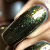 Evergreen Dreams from the Holiday 2018 Collection by Colors by Llarowe AVAILABLE AT GIRLY BITS COSMETICS www.girlybitscosmetics.com | Photo credit: Queen of Nails 83