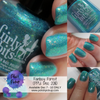 Fantasy Forest (PPU Dec 2018 - Enchanted ForestTheme) inspired by INSPIRATION AVAILABLE AT POLISH PICKUP www.polishpickup.com