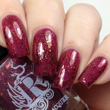 Antelope Canyon from the Wilds of Arizona Collection (Part 2) by Rogue Lacquer AVAILABLE AT GIRLY BITS COSMETICS www.girlybitscosmetics.com   Photo credit: CDB Nails