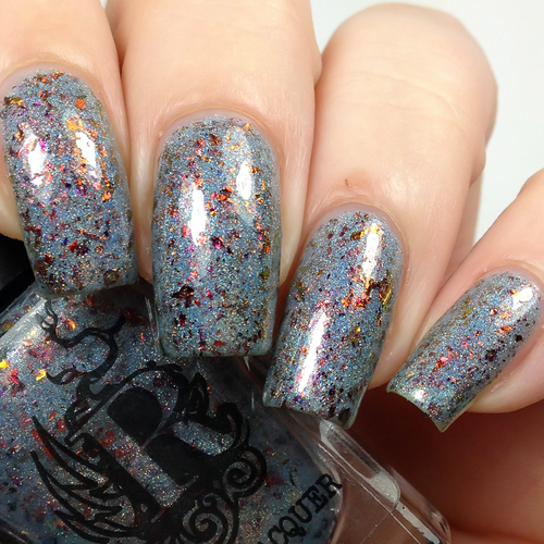 Snow Bowl from the Wilds of Arizona Collection (Part 2) by Rogue Lacquer AVAILABLE AT GIRLY BITS COSMETICS www.girlybitscosmetics.com | Photo credit: CDB Nails
