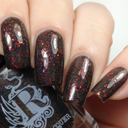 Campfire Tales from the Wilds of Arizona Collection (Part 2) by Rogue Lacquer AVAILABLE AT GIRLY BITS COSMETICS www.girlybitscosmetics.com | Photo credit: CDB Nails