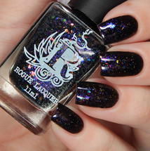 Truffle Shuffle (LE) from the Goonies Duo by Rogue Lacquer AVAILABLE AT GIRLY BITS COSMETICS www.girlybitscosmetics.com | Photo credit: Cosmetic Sanctuary