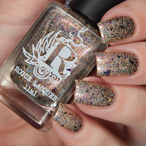 One Eyed Willie (LE) from the Goonies Duo by Rogue Lacquer AVAILABLE AT GIRLY BITS COSMETICS www.girlybitscosmetics.com | Photo credit: Cosmetic Sanctuary