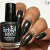 After Midnight (January 2019 CoTM) by Girly Bits Cosmetics AVAILABLE AT GIRLY BITS COSMETICS www.girlybitscosmetics.com  | Photo credit: Queeen of Nails 83