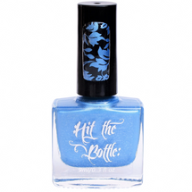 Jack Frosting {Stamping Polish} by Hit the Bottle AVAILABLE AT GIRLY BITS COSMETICS www.girlybitscosmetics.com | Photo credit: Hit the Bottle