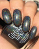 Steel My Heart (February 2019 CoTM) by Girly Bits Cosmetics AVAILABLE AT GIRLY BITS COSMETICS www.girlybitscosmetics.com  | Photo credit: EhmKay Nails