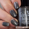 Steel My Heart (February 2019 CoTM) by Girly Bits Cosmetics AVAILABLE AT GIRLY BITS COSMETICS www.girlybitscosmetics.com  | Photo credit: Manicure Manifesto