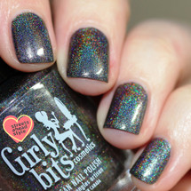Steel My Heart (February 2019 CoTM) by Girly Bits Cosmetics AVAILABLE AT GIRLY BITS COSMETICS www.girlybitscosmetics.com  | Photo credit: Streets Ahead Style
