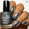 Steel My Heart (February 2019 CoTM) by Girly Bits Cosmetics AVAILABLE AT GIRLY BITS COSMETICS www.girlybitscosmetics.com  | Photo credit: Queen of Nails 83
