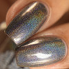 Steel My Heart (February 2019 CoTM) by Girly Bits Cosmetics AVAILABLE AT GIRLY BITS COSMETICS www.girlybitscosmetics.com  | Photo credit: The Polished Mage