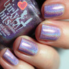Budding Romance (February 2019 CoTM) by Girly Bits Cosmetics AVAILABLE AT GIRLY BITS COSMETICS www.girlybitscosmetics.com  | Photo credit: Streets Ahead Style