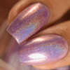 Budding Romance (February 2019 CoTM) by Girly Bits Cosmetics AVAILABLE AT GIRLY BITS COSMETICS www.girlybitscosmetics.com  | Photo credit: The Polished Mage