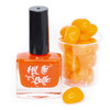 Screwdriver (Jelly Polish} by Hit the Bottle AVAILABLE AT GIRLY BITS COSMETICS www.girlybitscosmetics.com | Photo credit: Hit the Bottle