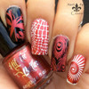 Poison Apple {Stamping Polish} by Hit the Bottle AVAILABLE AT GIRLY BITS COSMETICS www.girlybitscosmetics.com   Photo credit: Nails by Cassis