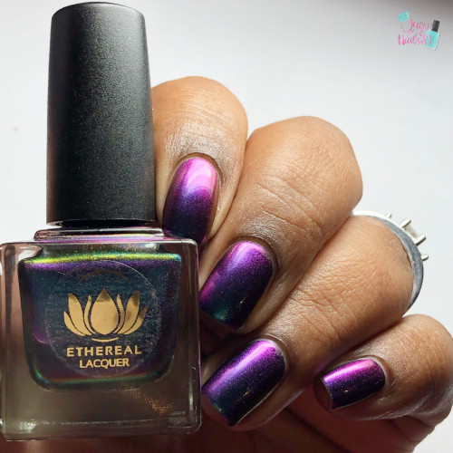 Mysticism from the Mysticism Collection by Ethereal Lacquer AVAILABLE AT GIRLY BITS COSMETICS www.girlybitscosmetics.com | Photo credit: Queen of Nails 83