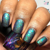 Amulet from the Mysticism Collection by Ethereal Lacquer AVAILABLE AT GIRLY BITS COSMETICS www.girlybitscosmetics.com | Photo credit: Queen of Nails 83